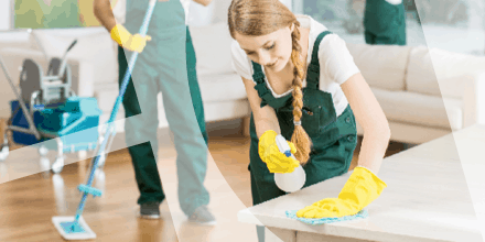 Cleaning - Free Courses in England